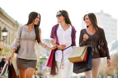 Shopping-trips